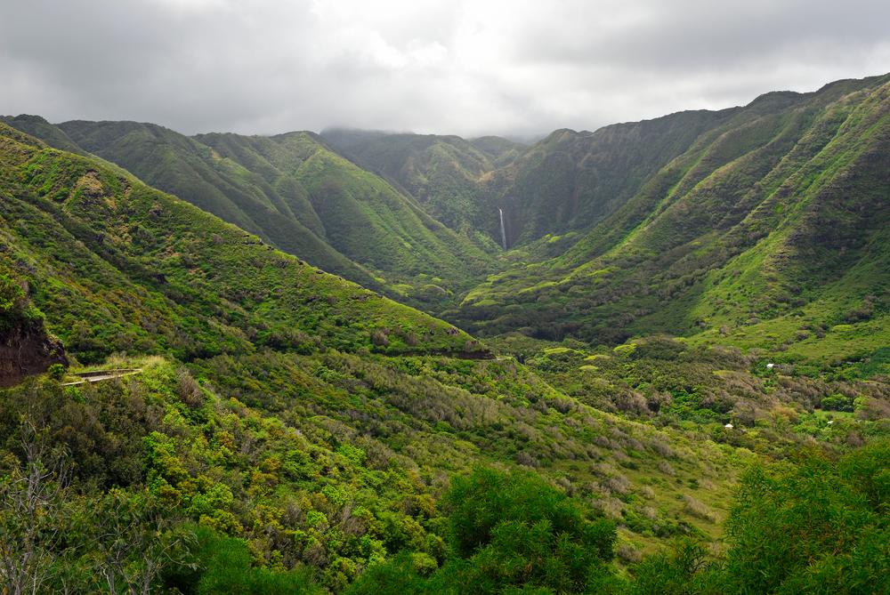 Halawa Valley, Hawaii