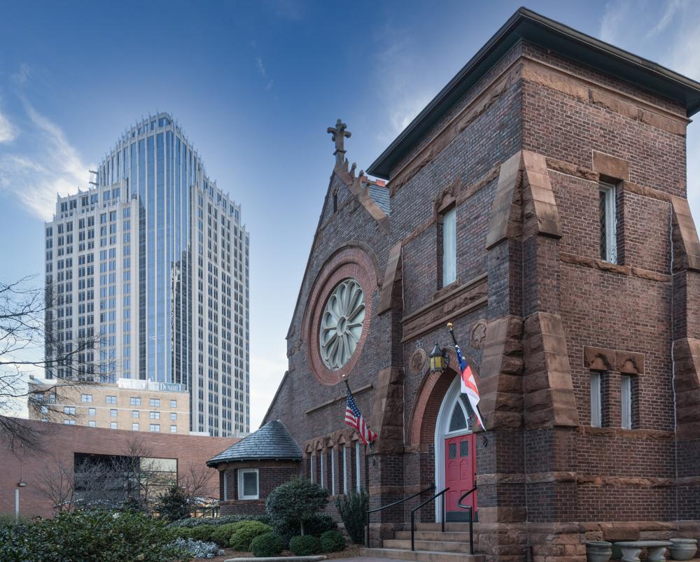 Historic St. Peter's Episcopal Church