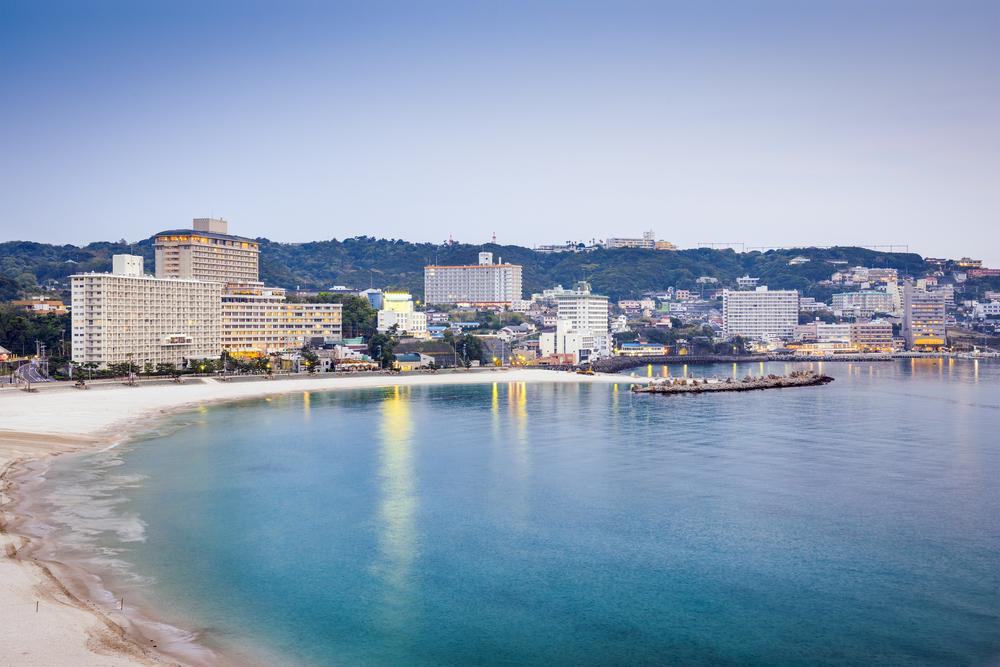 Izu Peninsula Beaches