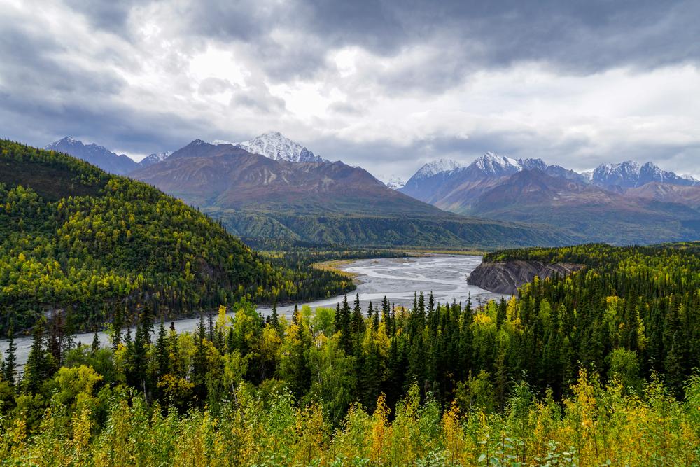 Matanuska-Susitna Valley, Alaska