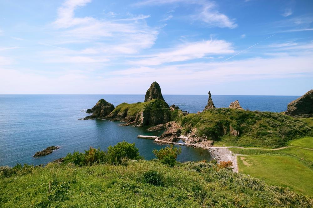 Oki Island Beaches