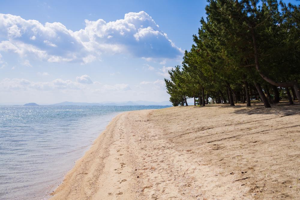 Omi-Maiko Beach