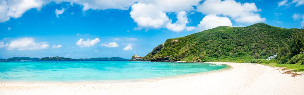 Tokashiki Island Beaches