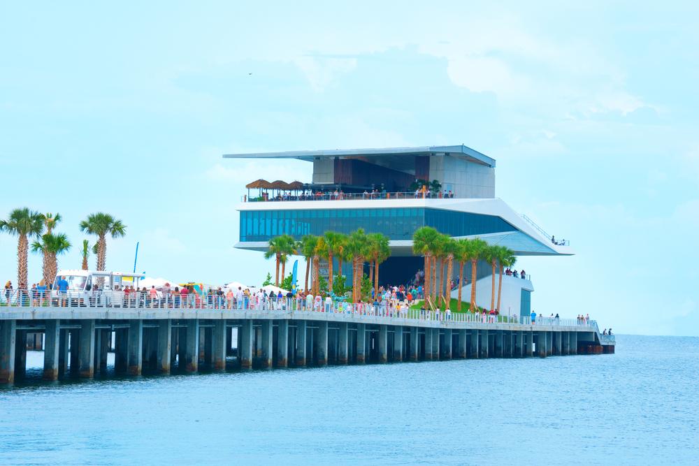 14. St. Pete Pier, FL