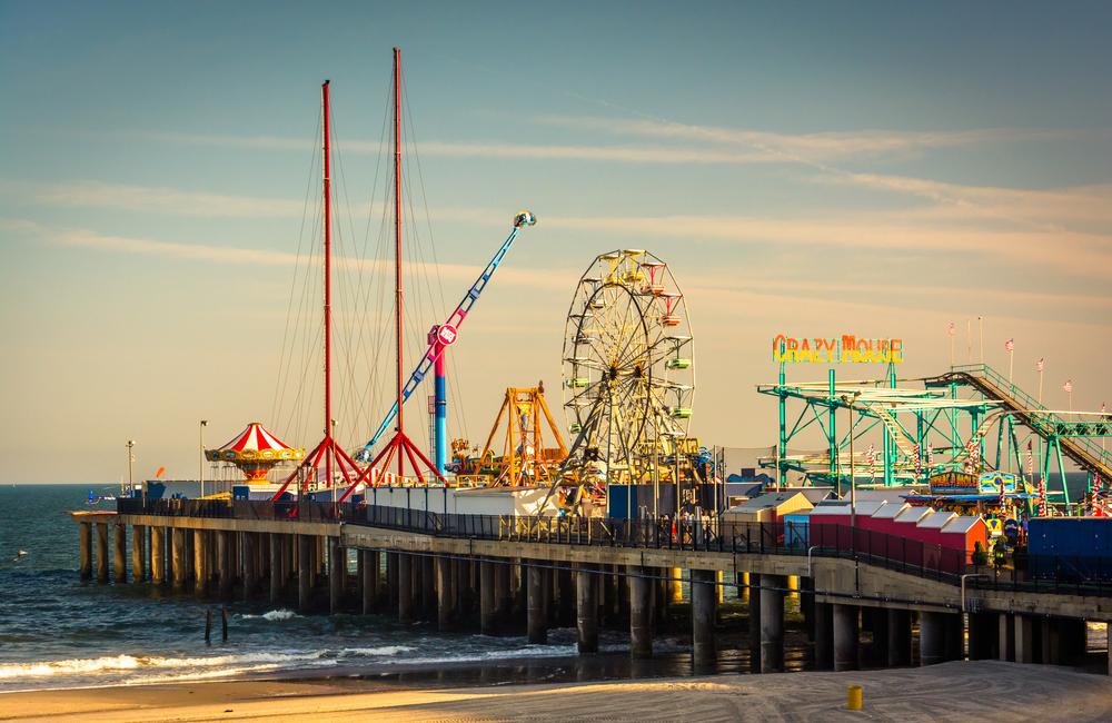 Atlantic City Pier, NJ