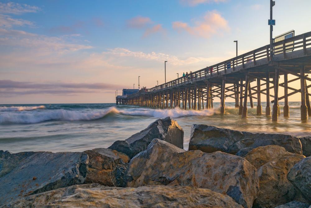 Balboa Pier, CA