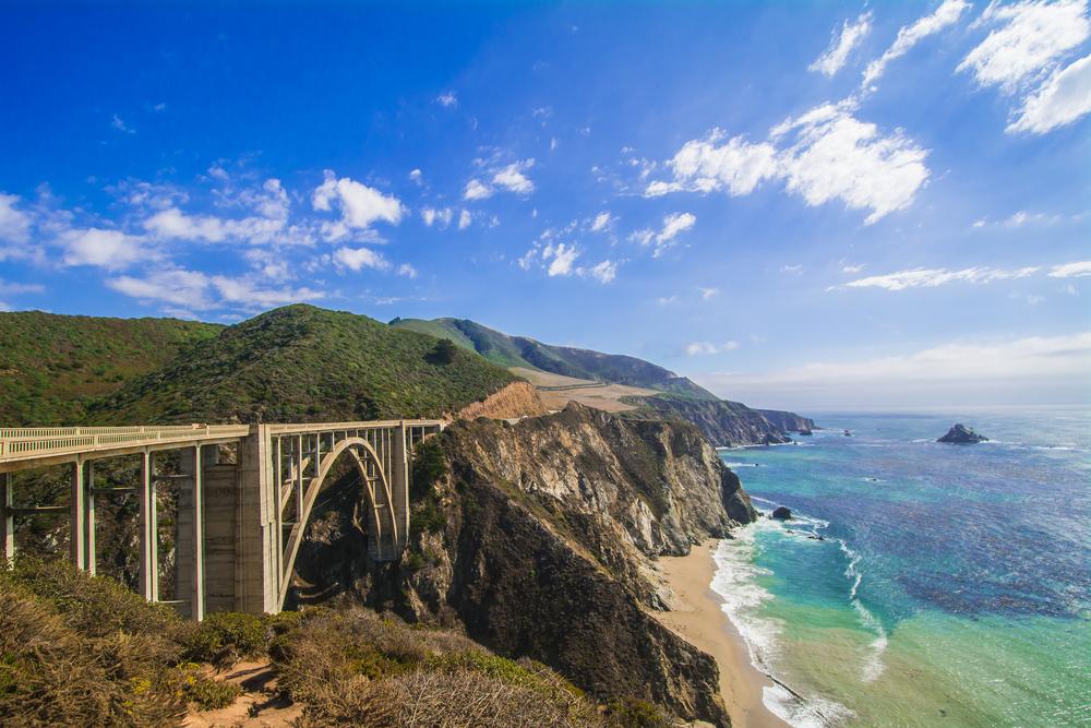 Bixby Creek Bridge - Big Sur, California