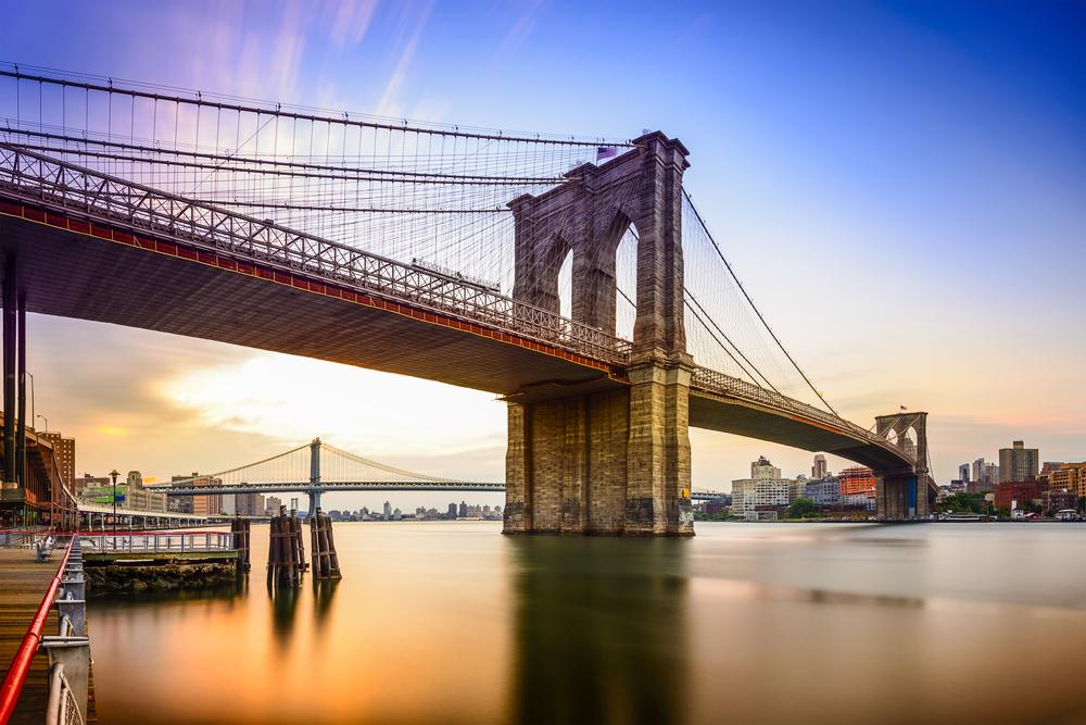 Brooklyn Bridge - Brooklyn, New York