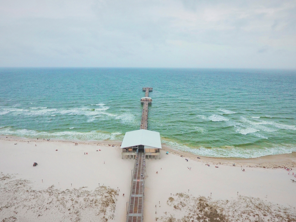Gulf State Park Pier, AL