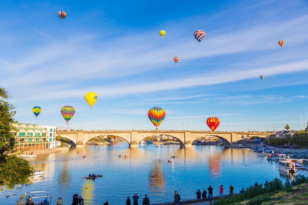 London Bridge - Lake Havasu City, Arizona