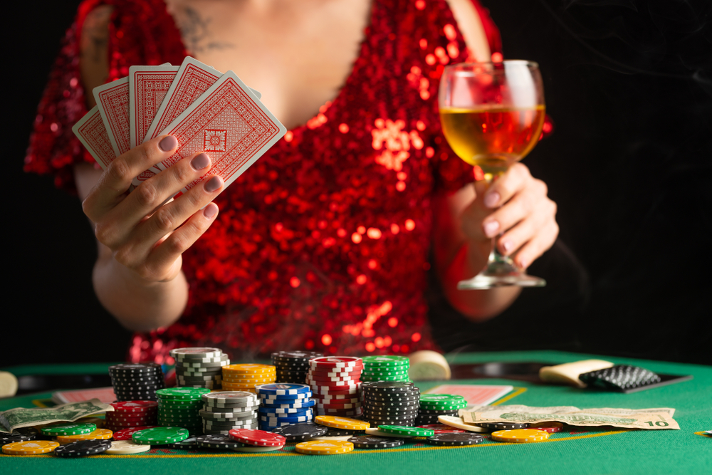Los Angeles poker