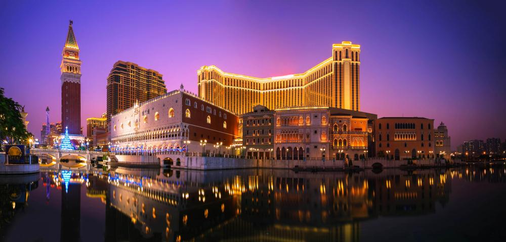 Macau gambling