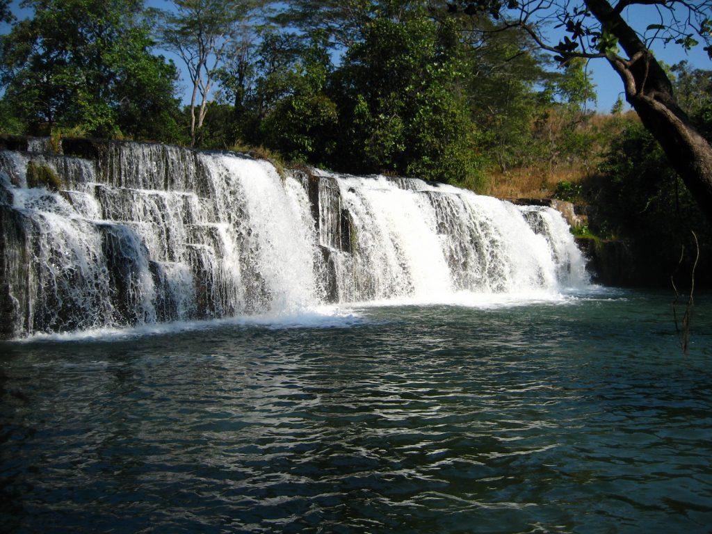 Mumbuluma Falls
