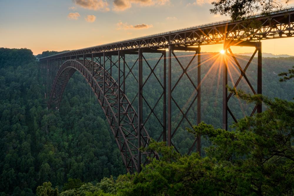 New River Gorge Bridge - Fayetteville, West Virginia