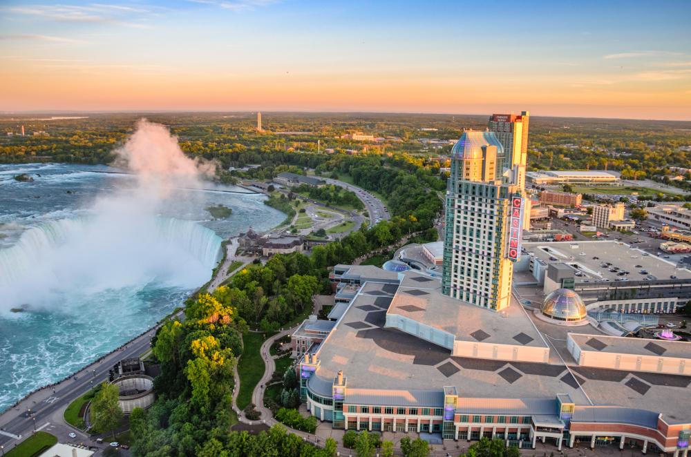 Niagara Falls gambling
