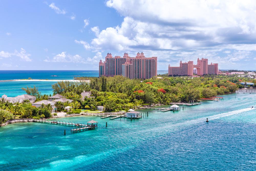 Paradise Island gambling