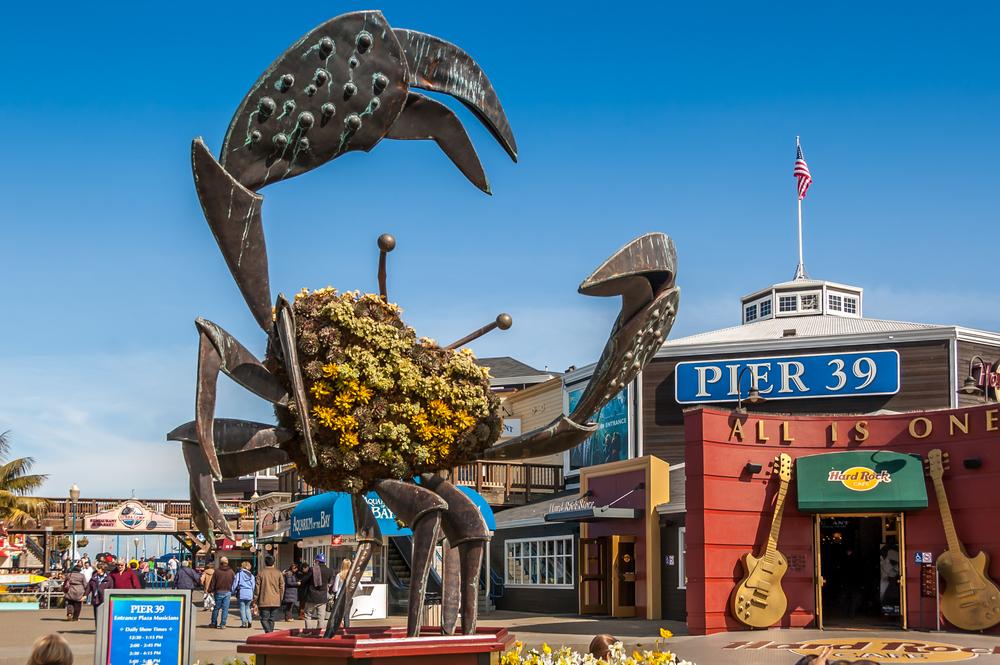Pier 39, CA