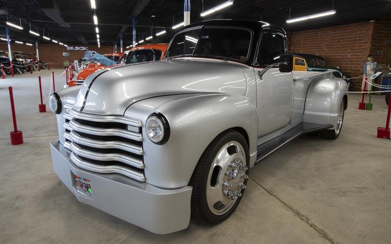 P's Crazy Car Museum