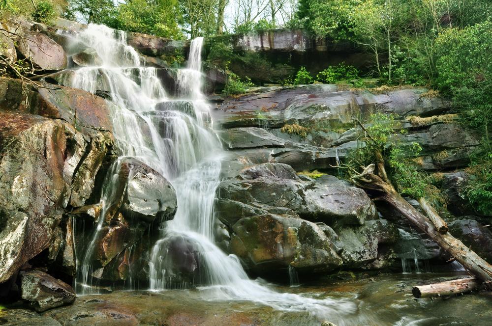 Ramsey Cascades in Gatlinburg