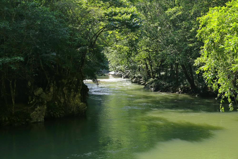 Reserva Natural Cañon Río Claro