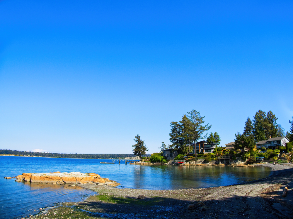 Saanich, British Columbia