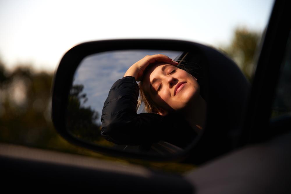 Take a long drive