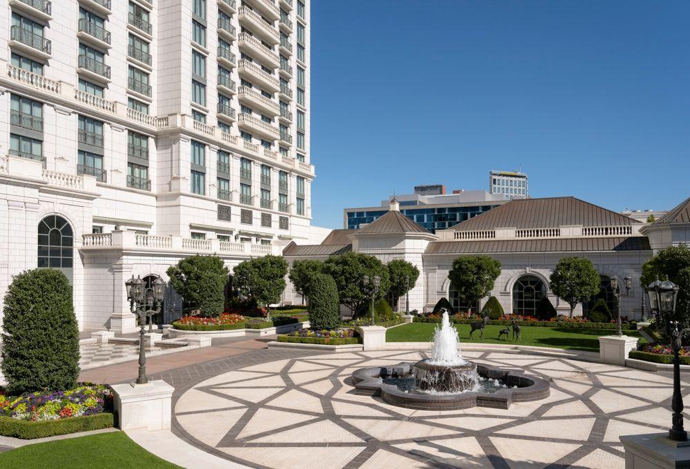The Grand American Hotel