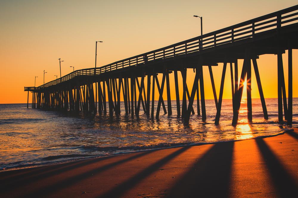 Virginia Beach Fishing Pier, VA