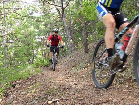 Wee Chi Tah Mountain Bike Trail