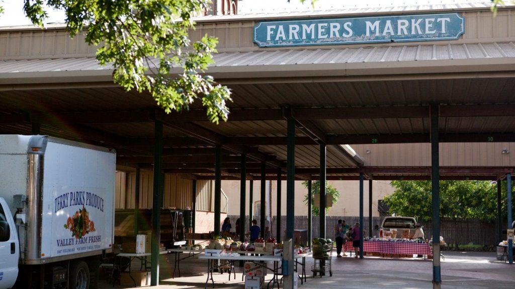 Wichita Falls Farmers Market