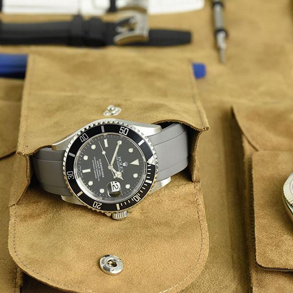 Everest Leather Watch Portfolio