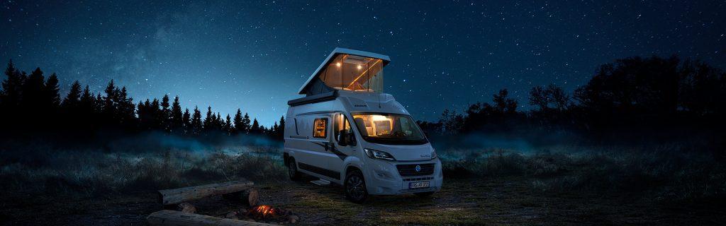 Knaus Tabbert CUV Pop-Up Roof Camper