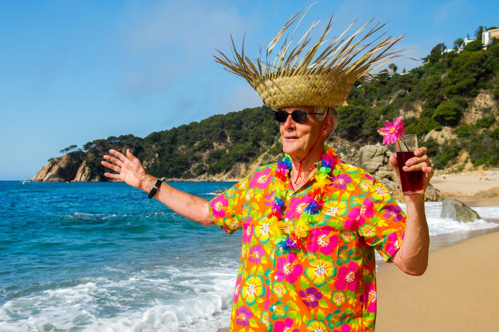Spotting Mainlanders in Hawaii