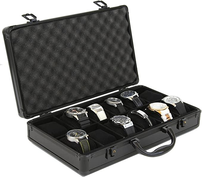 Tech Swiss Metal Watch Case