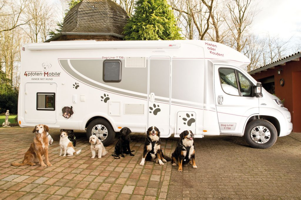 The Dog Liner T730