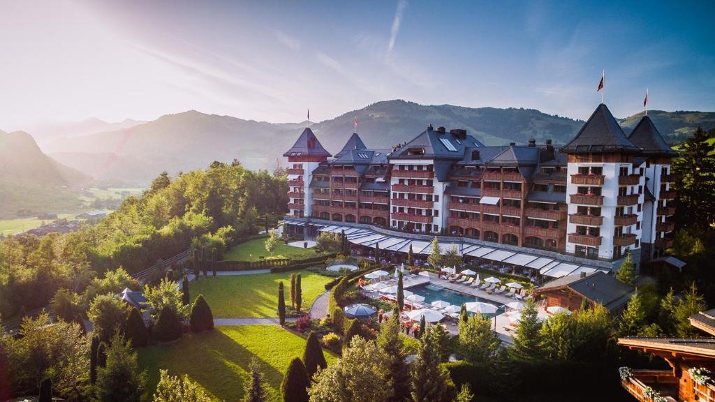 Alpina Gstaad – Gstaad, Switzerland