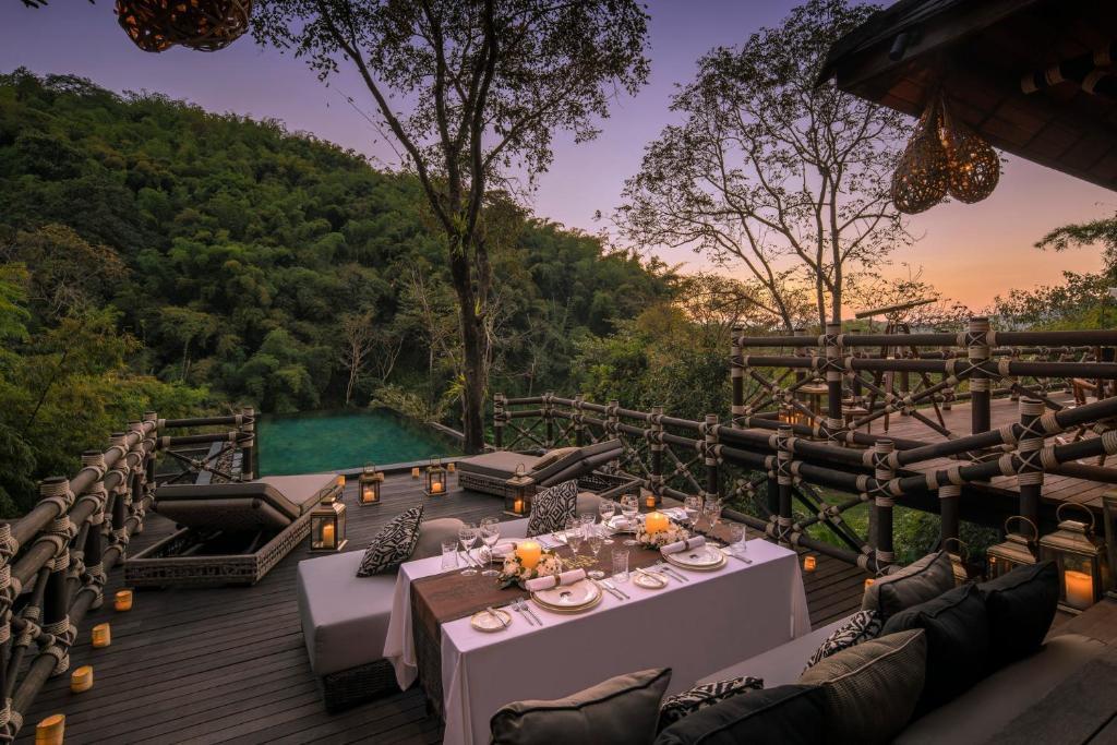Four Seasons Tented Camp Golden Triangle – Chiang Rai, Thailand