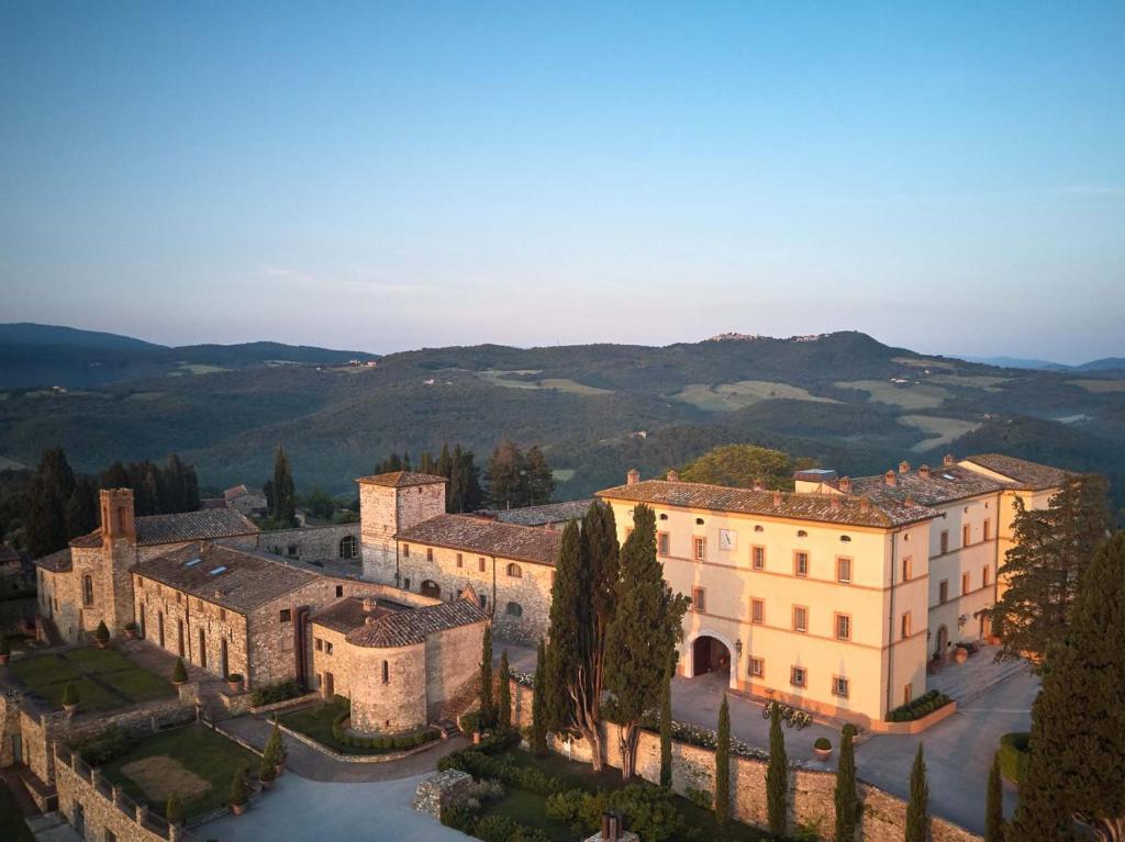 Hotel Castello di Casole, A Timbers Resort –