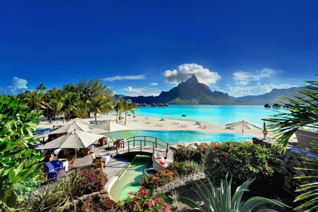 Le Méridien – Bora Bora, French Polynesia