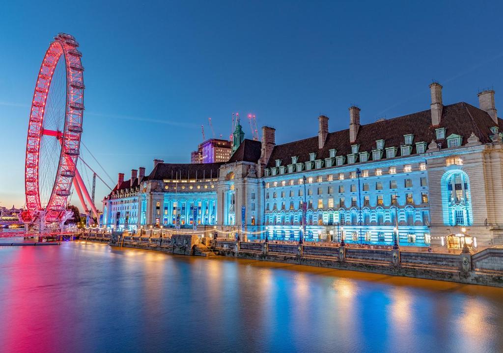 London Marriott Hotel County Hall – London, England