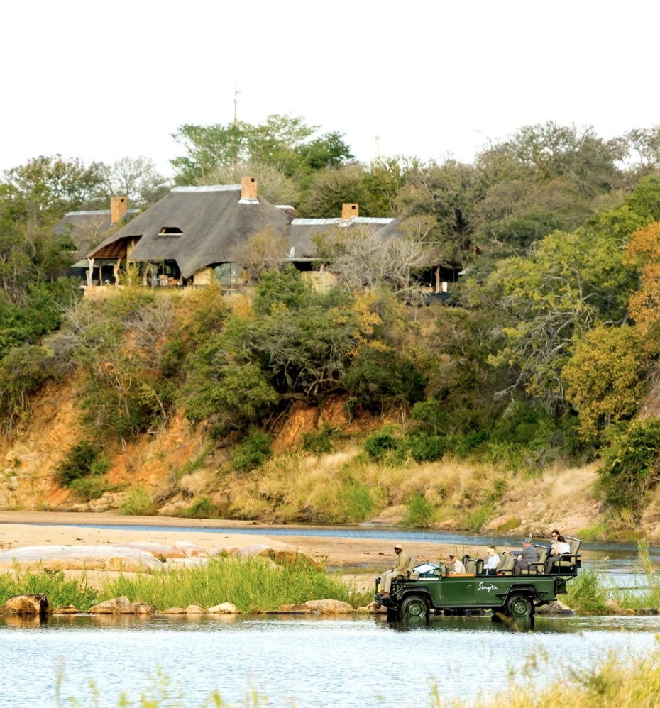 Singita Sabi Sand, Sabi Sand Game Reserve – South Africa