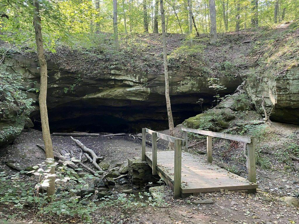 Deer Lick Cave